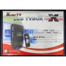 Внешний TV tuner KWorld V-Stream Xpert TV LCD TV BOX VS-TV1531R (Артем)