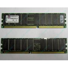 Серверная память 512Mb DDR ECC Registered Kingston KVR266X72RC25L/512 pc2100 266MHz 2.5V (Артем).
