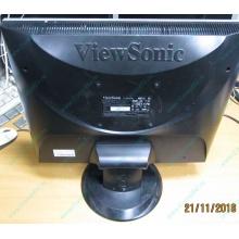 """Монитор 19"""" ViewSonic VA903 с дефектом изображения (битые пиксели по углам) - Артем."""