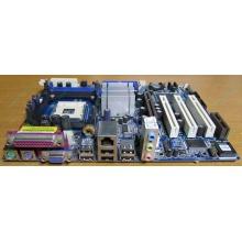 Материнская плата ASRock P4i65G socket 478 (без задней планки-заглушки)  (Артем)