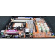 Материнская плата WinFast 6100K8MA-RS socket 939 (Артем)