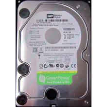 Б/У жёсткий диск 500Gb Western Digital WD5000AVVS (WD AV-GP 500 GB) 5400 rpm SATA (Артем)