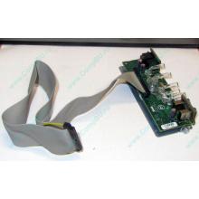 Панель передних разъемов (audio в Артеме, USB) и светодиодов для Dell Optiplex 745/755 Tower (Артем)
