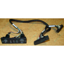 HP 224998-001 в Артеме, кнопка включения питания HP 224998-001 с кабелем для сервера HP ML370 G4 (Артем)