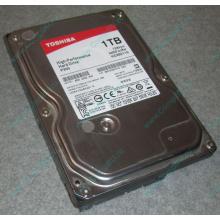 Дефектный жесткий диск 1Tb Toshiba HDWD110 P300 Rev ARA AA32/8J0 HDWD110UZSVA (Артем)