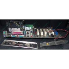Материнская плата Asus P4PE (FireWire) с процессором Intel Pentium-4 2.4GHz s.478 и памятью 768Mb DDR1 Б/У (Артем)