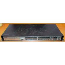 Б/У коммутатор D-link DES-3200-28 (24 port 100Mbit + 4 port 1Gbit + 4 port SFP) - Артем