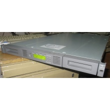 HP AH562A StorageWorks 1/8 Ultrium 920 G2 SAS Tape Autoloader LVLDC-0501 LTO-3 (Артем)