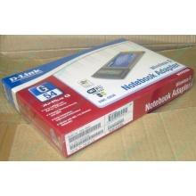 Wi-Fi адаптер D-Link AirPlusG DWL-G630 (PCMCIA) - Артем