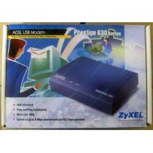 Внешний ADSL модем ZyXEL Prestige 630 EE (USB) - Артем